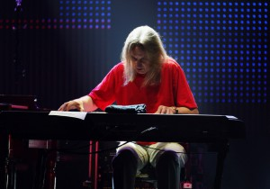 Keyboardist Christopher Chris Stainton