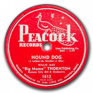 Big Mama Thornton Hound Dog