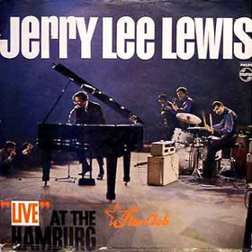 Jerry Lee Lewis Star Club Live