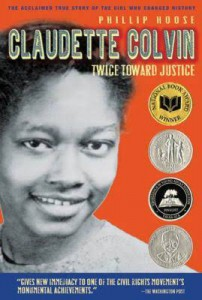Civil Rights Activist Claudette Colvin