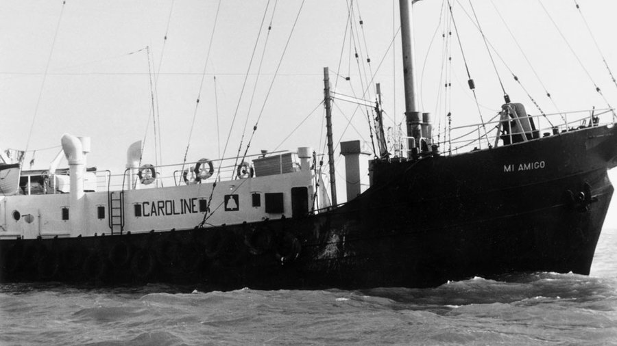 Radio Caroline Pirate Radio