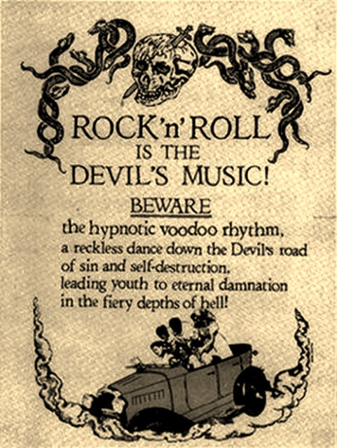 Church bans Rock