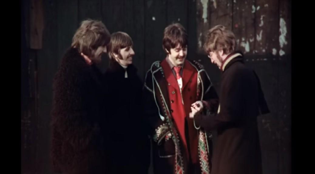 Beatles Visit Penny Lane