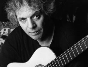 Guitarist Ralph Towner