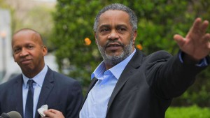 Anthony Ray Hinton released