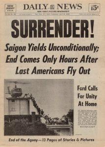 Saigon Vietnam Falls