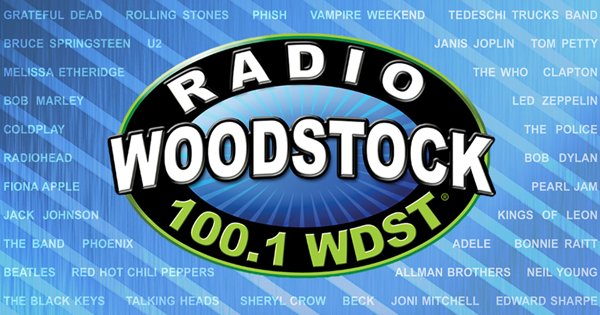 Radio Woodstock Mt Jam