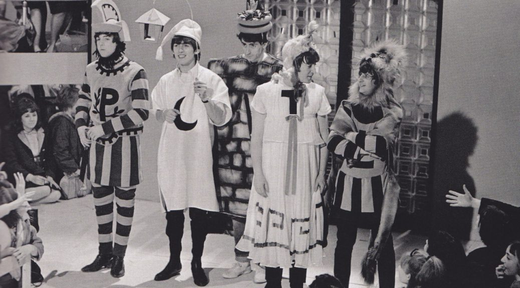 Beatles Shakespeare