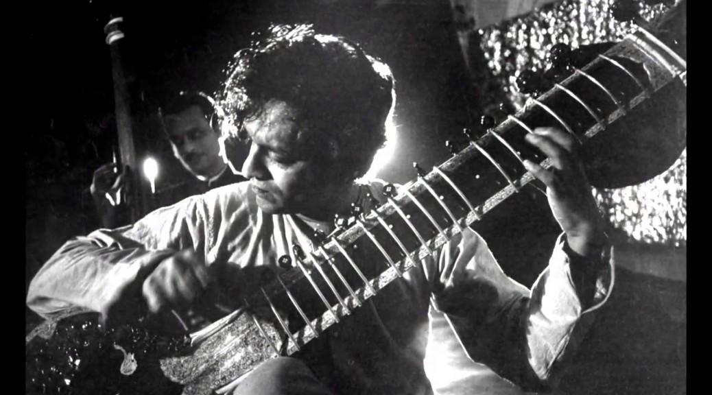 Sitarist Humanitarian Ravi Shankar