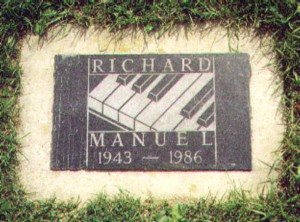 Richard George Manuel