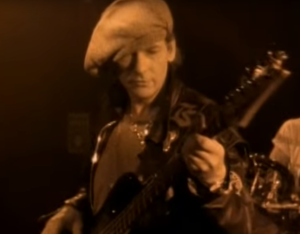 Bassist Tommy Shannon