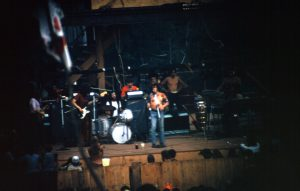 Drummer Bruce Rowland
