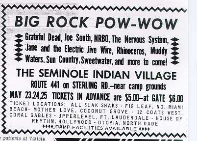 Big Rock Pow Wow