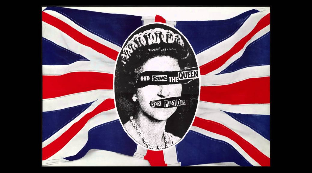 Sex Pistols Ask God Save Queen
