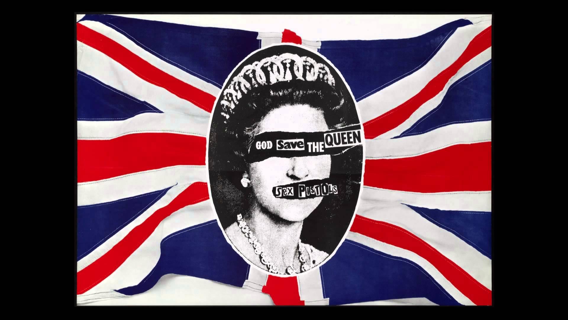Sex Pistols God save the queen sex cam