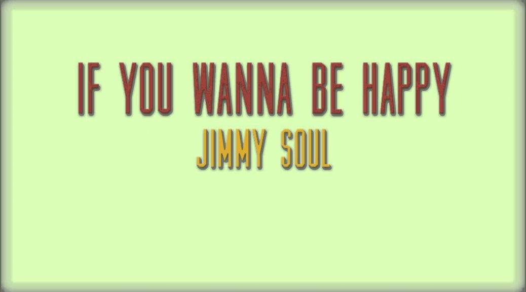 Jimmy Soul