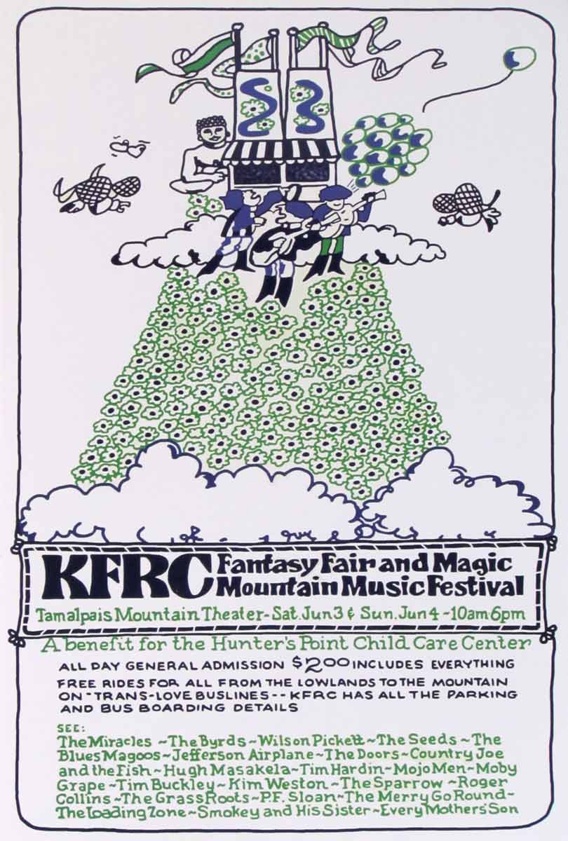 Fantasy Fair and Magic Mountain Music Festival