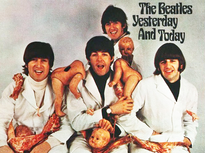 Controversial Beatles Yesterday Today