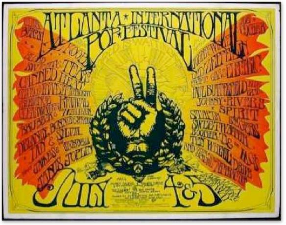 1969 Atlanta International Pop Festival