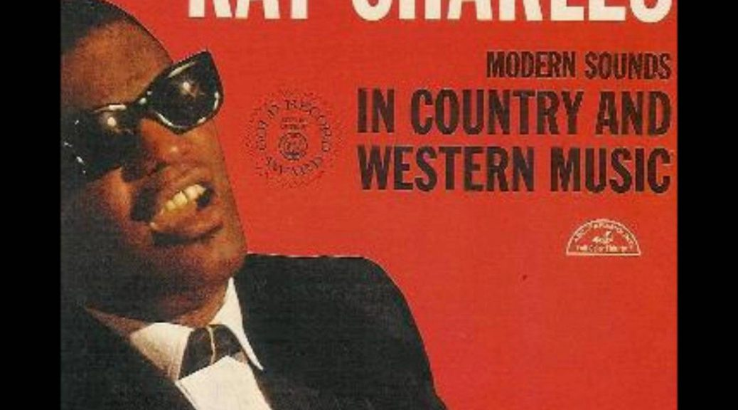 Ray Charles Modern Sounds Country Western Music