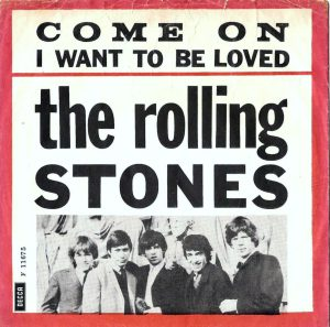 Rolling Stones Come On Chuck Berry