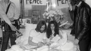 John Yoko Give Peace Chance