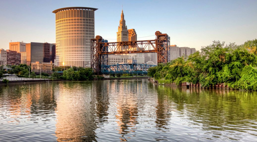 Cuyahoga River Burns Again