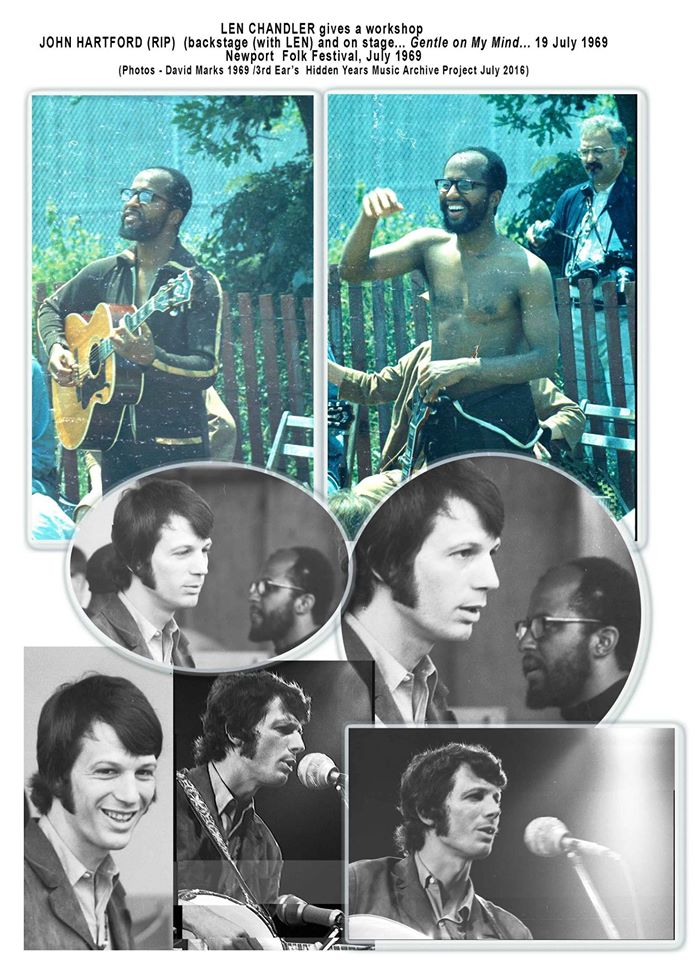 1969 Newport Folk Festival