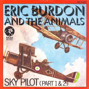 Eric Burdon Animals Sky Pilot