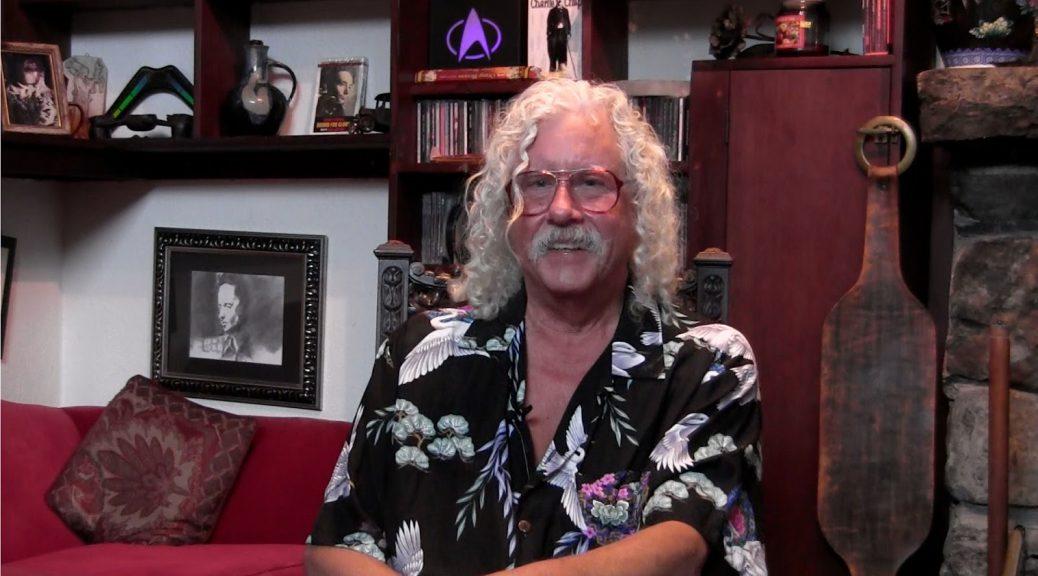 Activist Arlo Davy Guthrie