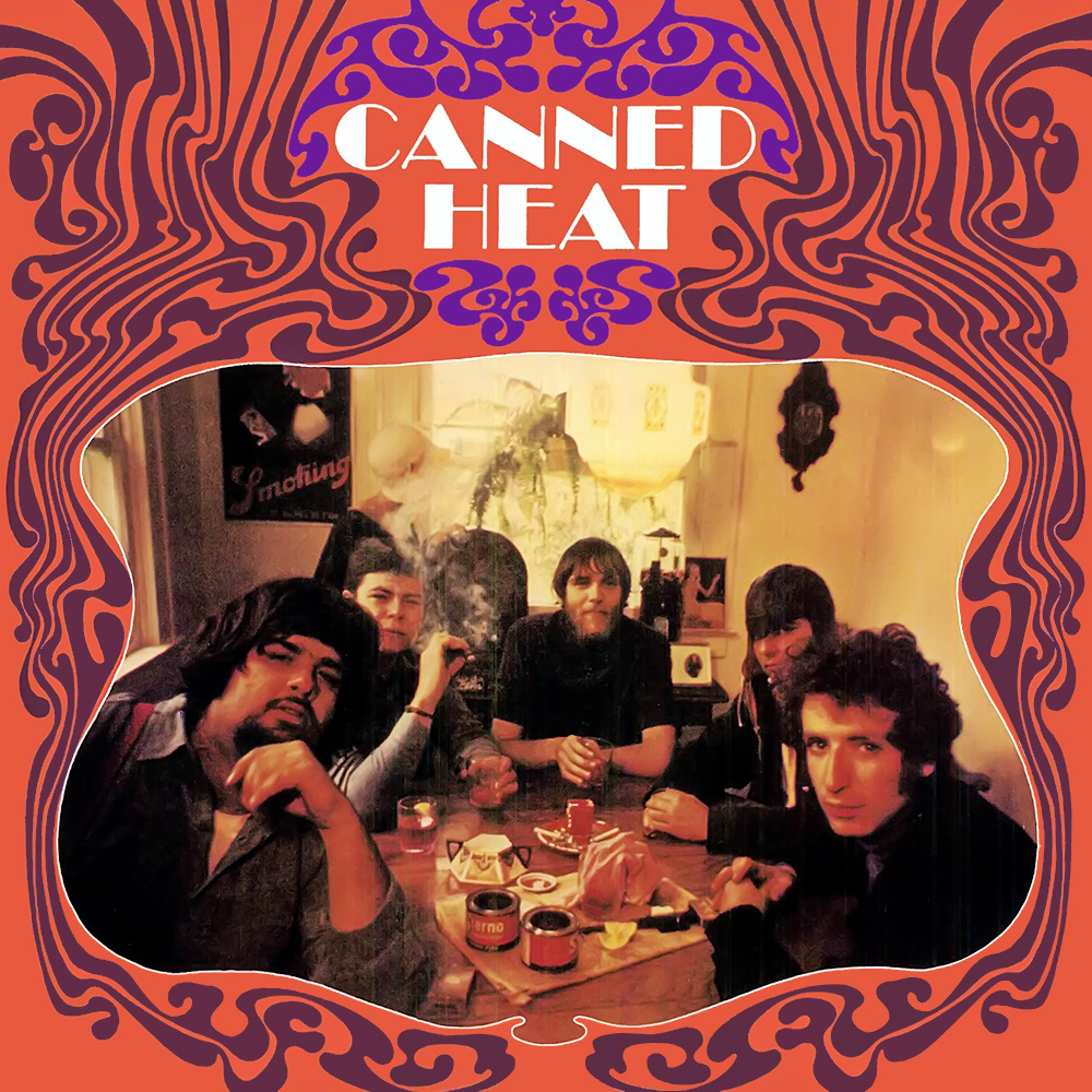 Canned Heat released