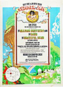 Summer Jam Watkins Glen 1973