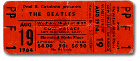 Beatles Play Cow Palace
