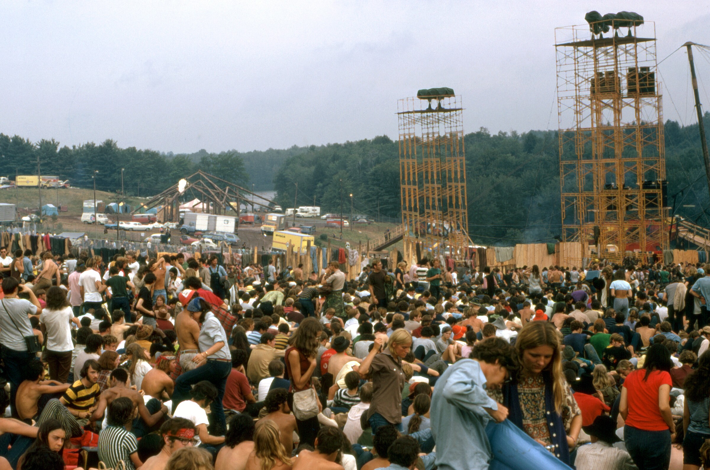 Almost Woodstock