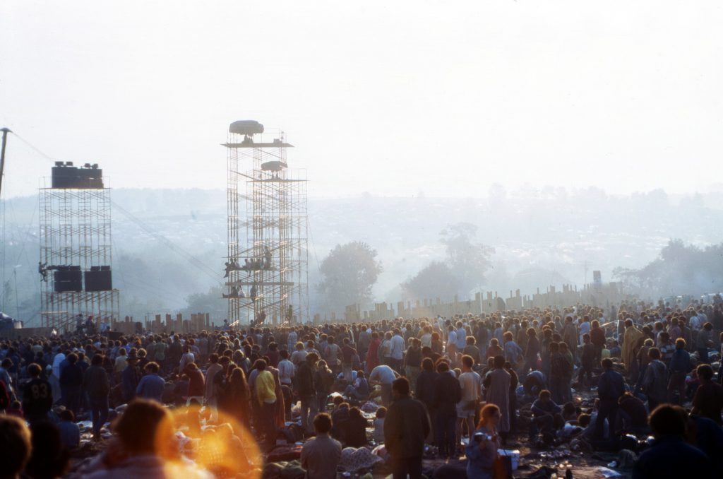 The Who Woodstock