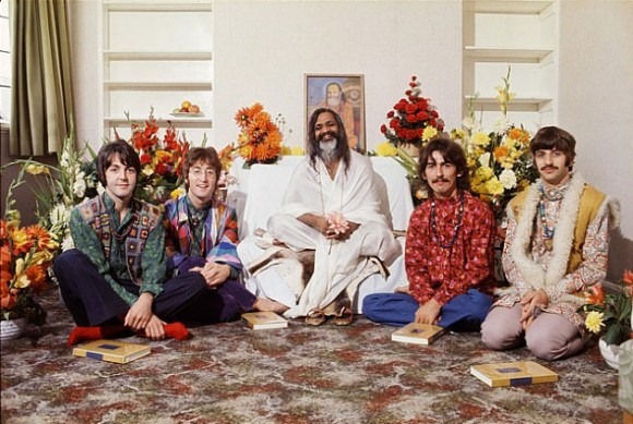 Beatles Meet Maharishi Mahesh Yogi