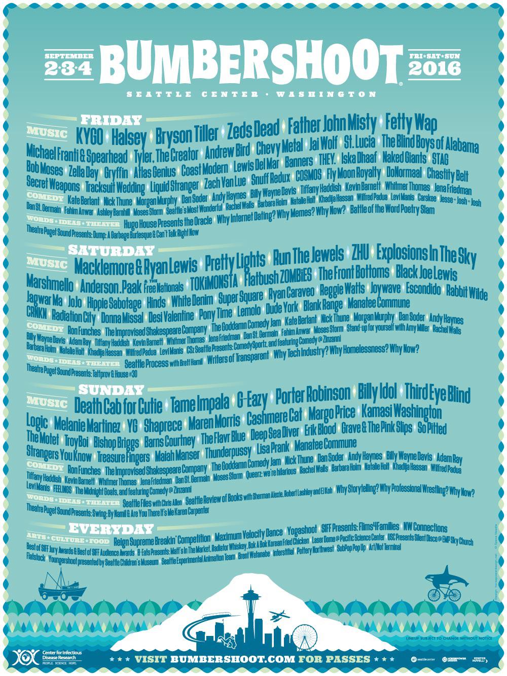 Sky River Rock Festival