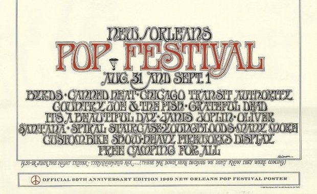 1969 New Orleans Pop Festival