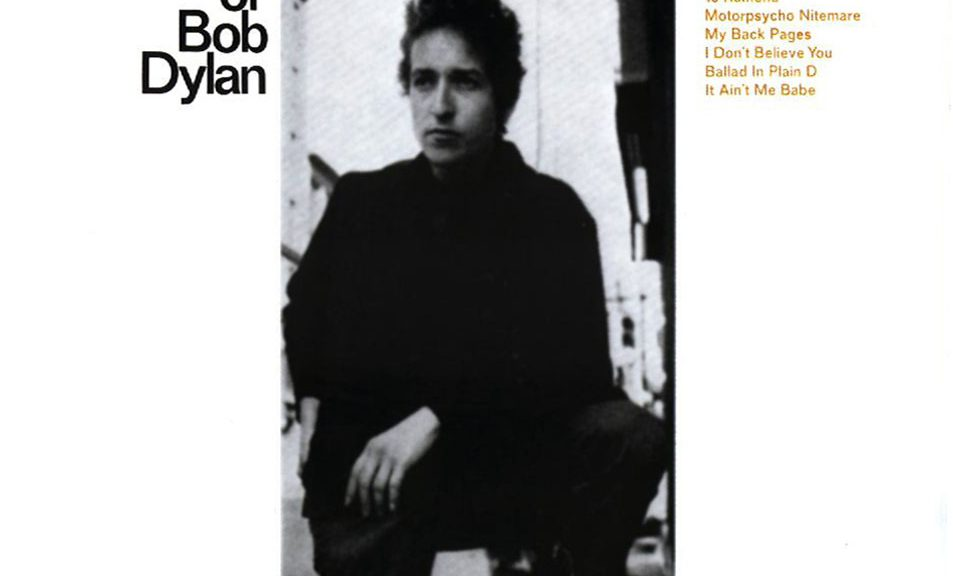 Another Side Bob Dylan
