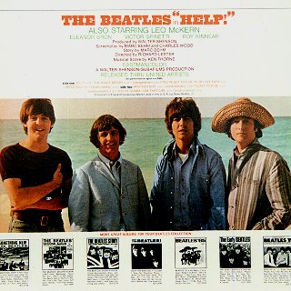 1965 Beatles Release Help album