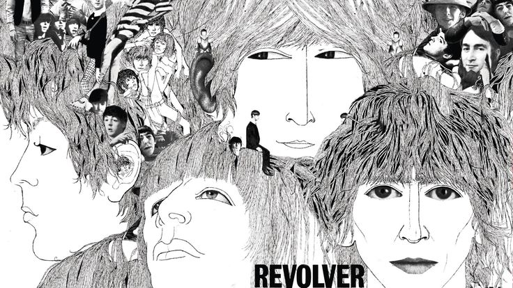 1966 Beatles Release Revolver