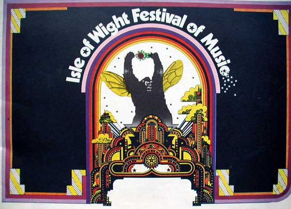 1969 Isle Wight Festival Music