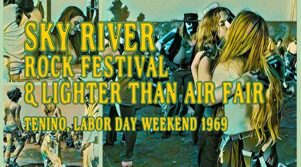 1969 Sky River Rock Festival