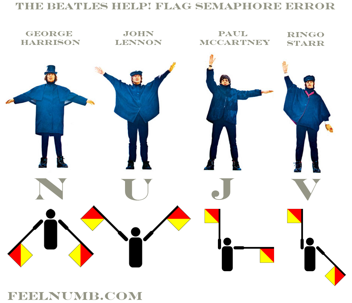 Beatles Release Help!