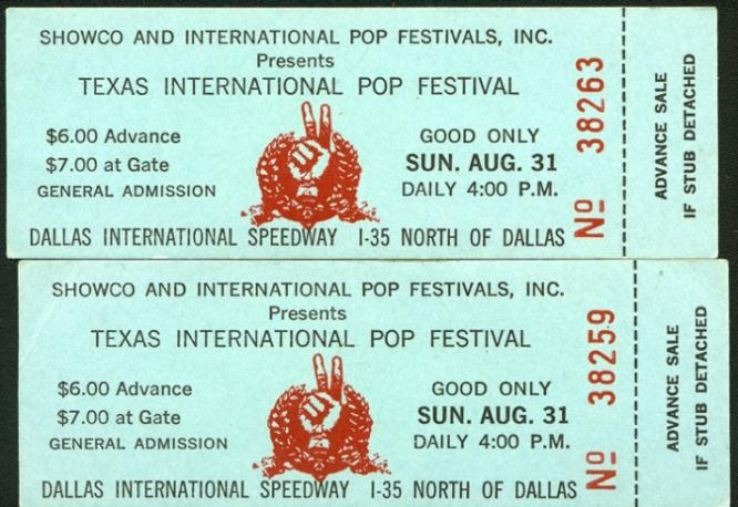 Texas International Pop Festival