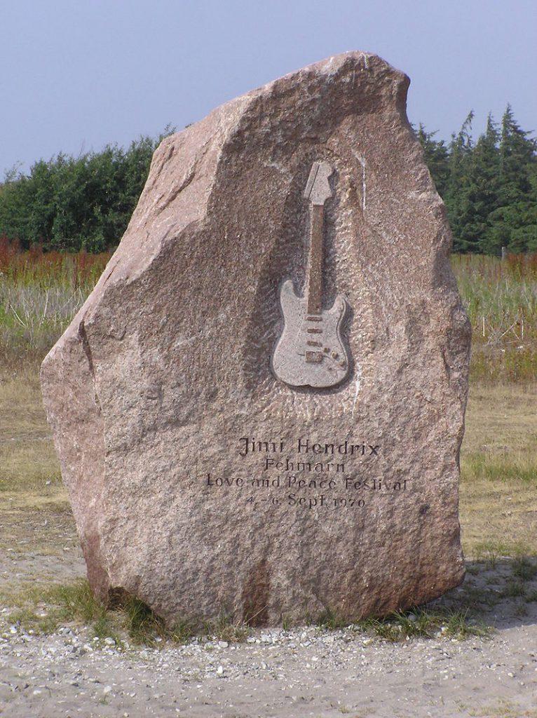 Jimi Hendrix Swan Song