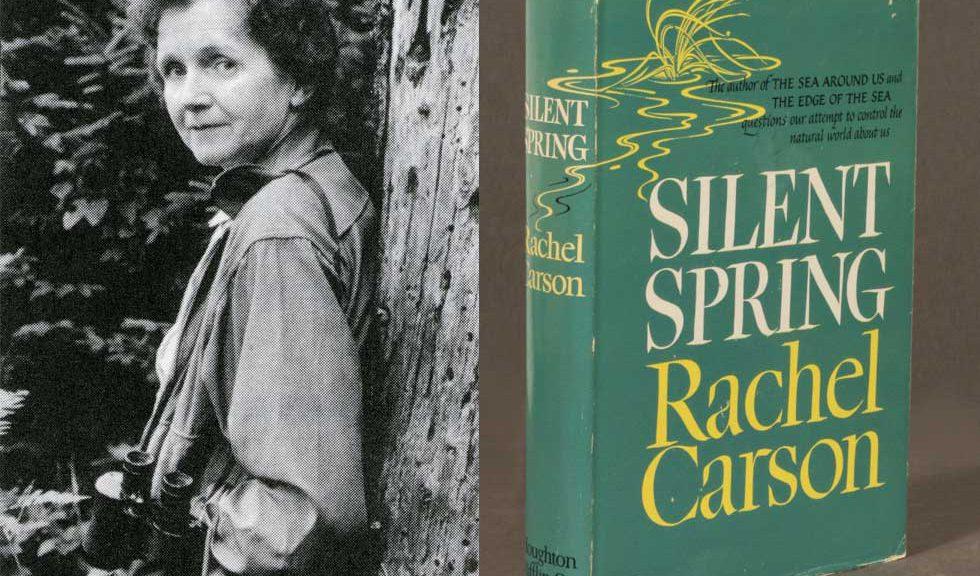 Rachel Carson Silent Spring1962