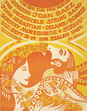 Sixth Big Sur Folk Festival 1969