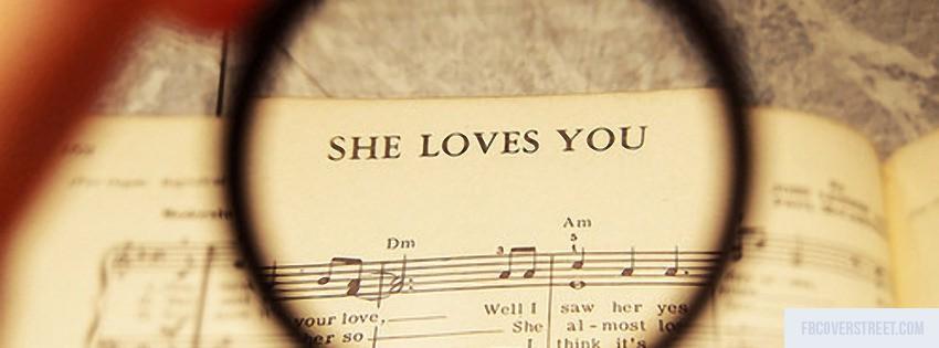 Swan BeatlesShe Loves You