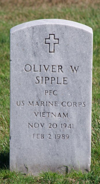 Oliver W Sipple
